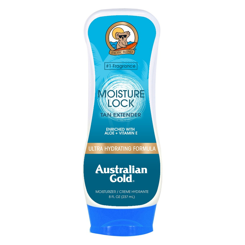 Image of Australian Gold Moisture Lock Lotion - 8 fl oz