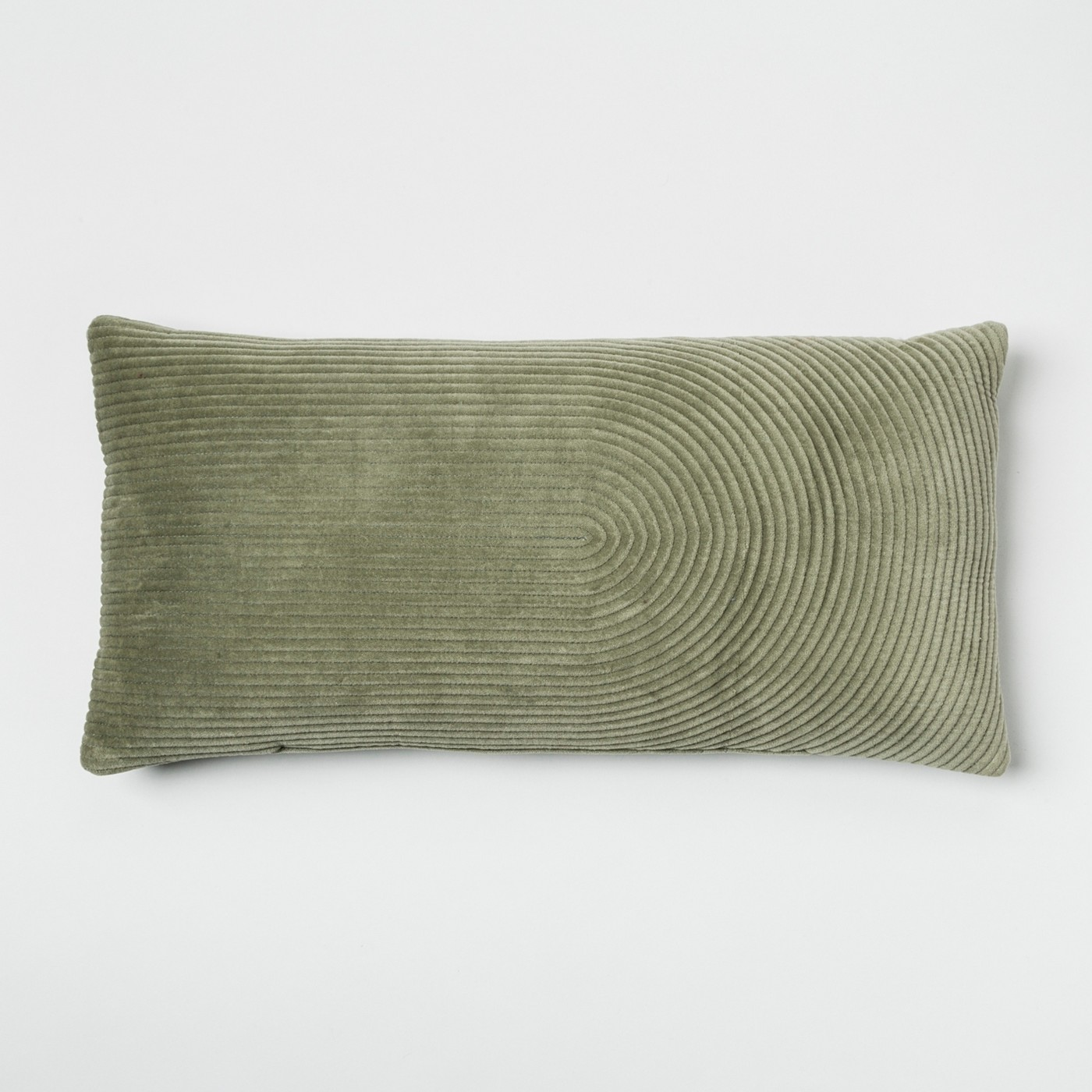 Quilted Velvet Oversize Lumbar Throw Pillow - Project 62™ - image 1 of 3