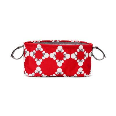 Disney Stroller Caddy - Minnie Mouse - Red