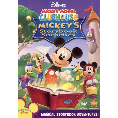 mickey mouse clubhouse mickey s storybook surprises target