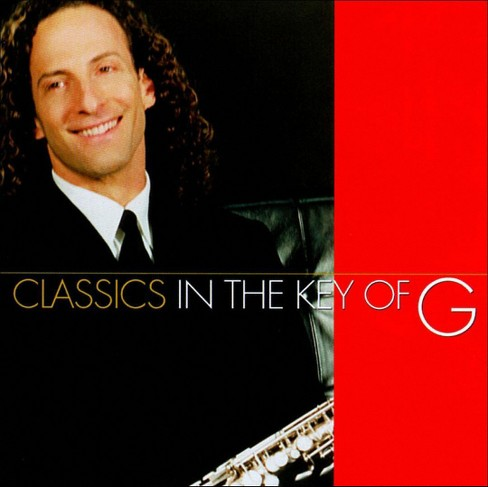 Kenny g. - Classics in the key of g (CD) - image 1 of 1