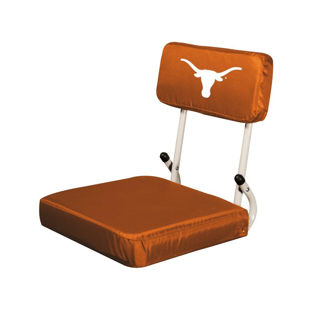 Texas Longhorns Hardback Stadium Seat Cushion