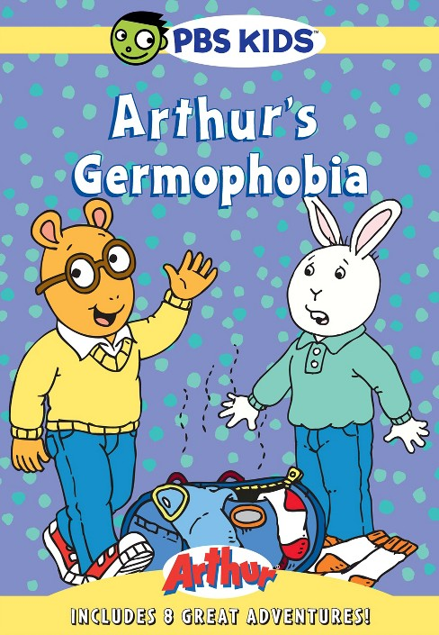 Arthur's:Germophobia (DVD) - image 1 of 1