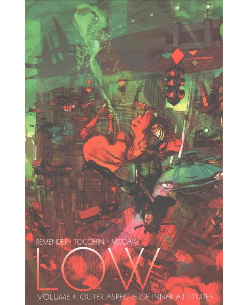Low 4 : Outer Aspects of Inner Attitudes (Paperback) (Rick Remender) - image 1 of 1