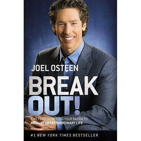 Break Out! (Hardcover) by Joel Osteen - image 1 of 1