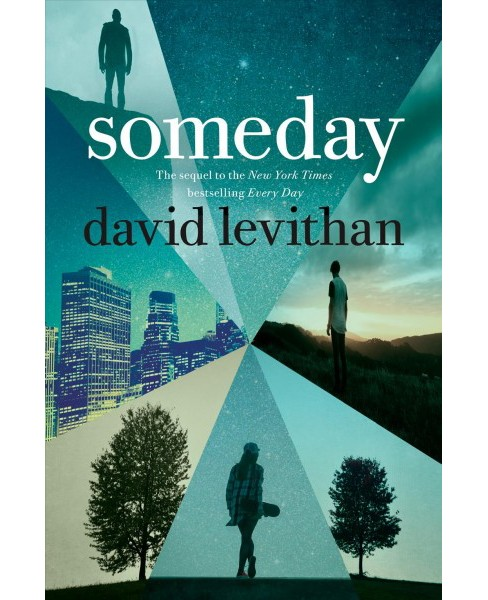 Someday -  by David Levithan (Hardcover) - image 1 of 1