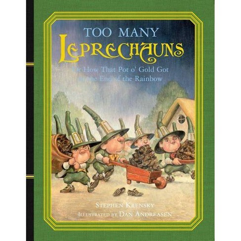 Too Many Leprechauns - by  Stephen Krensky (Hardcover) - image 1 of 1