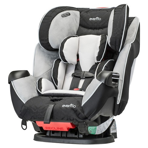 Evenflo Symphony Lx Convertible Car Seat Target