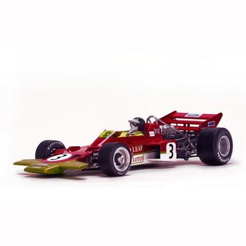Lotus 72 1970 Spanish GP Jochen Rindt #3 Limited Edition 3000pc 1/18 Diecast Model Car by Quartzo - image 1 of 4
