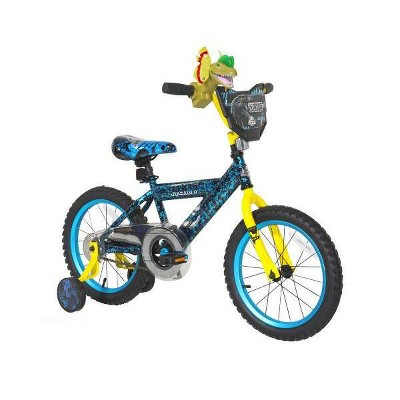 "Dynacraft 16"" Jurassic World Kids' Bike - Blue"