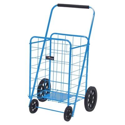 Narita Super Shopping Cart - Blue