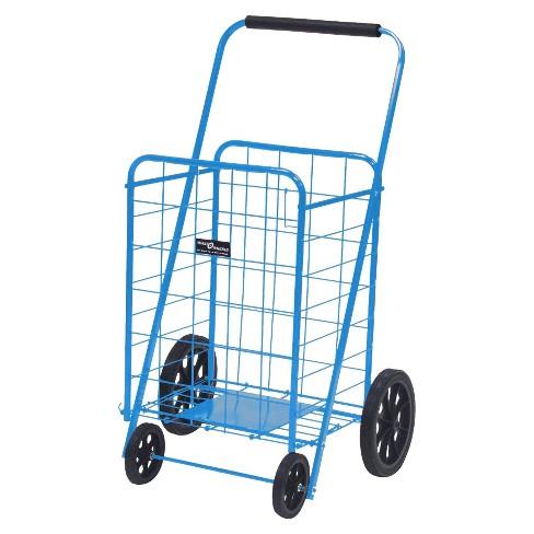 Narita Super Shopping Cart - Blue - image 1 of 1