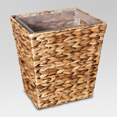 Wastebasket Light Weave Tan - Threshold™