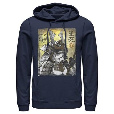 Men's Star Wars Samurai Stormtrooper Pull Over Hoodie