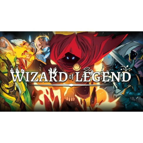 Wizard of Legend - Nintendo Switch (Digital)