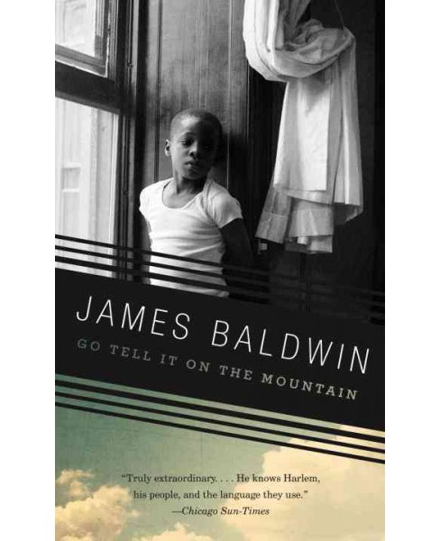 Go Tell It On The Mountain -  Reprint by James Baldwin (Paperback) - image 1 of 1