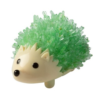Fat Brain Toys Crystal Growing Hedgehog - Green FB292-3