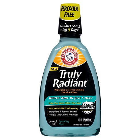 Arm & Hammer 16 oz mint Mouth Wash - image 1 of 1