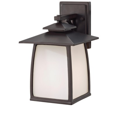 Generation Lighting Wright House 1 light Oil Rubbed Bronze Outdoor Fixture OL8501ORB