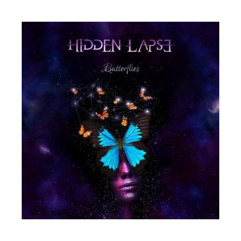 Hidden Lapse - Butterflies (CD) - image 1 of 1