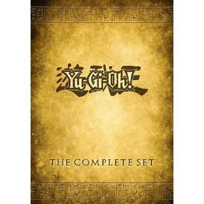 Yu-Gi-Oh Classic: The Complete Series (DVD)(2014)