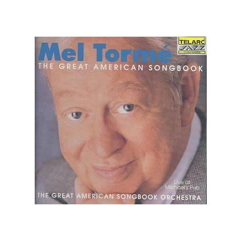 Mel Torme - Great American Songbook: Live at Michael's Pub (CD) - image 1 of 1