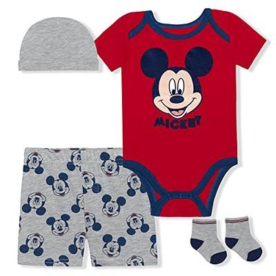 MickeyRedcreeperShortSet/Infant