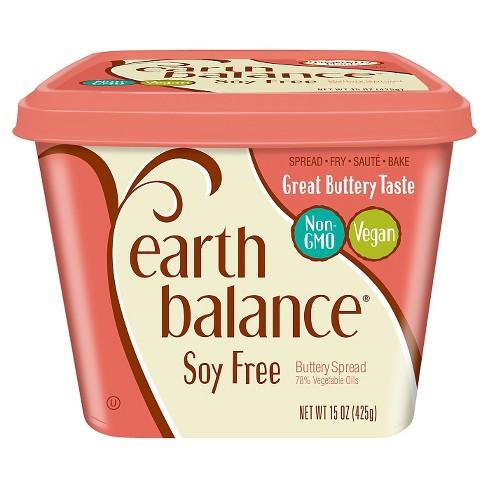 Earth Balance Soy Free Spread - 15oz - image 1 of 1
