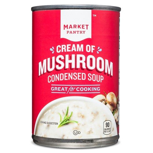 Cream of Mushroom Condensed Soup - 10.5oz - Market Pantry™ - image 1 of 2