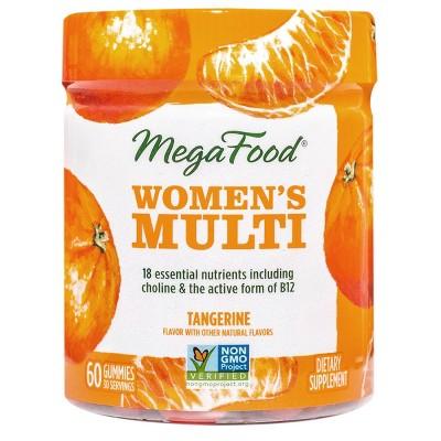 MegaFood Women's Multi Gummies - 60ct