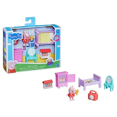 Peppa Pig Bedtime with Peppa Accessory Set