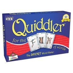 Quiddler Game, Card Games