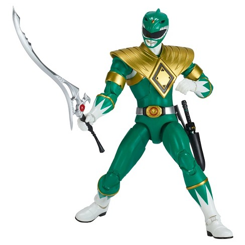 Power Rangers Legacy - Mighty Morphin Green Ranger - image 1 of 3