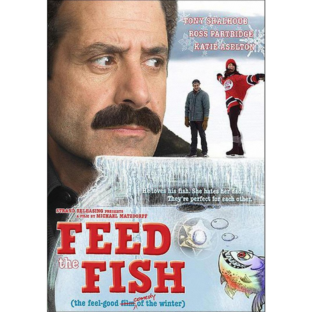 Feed The Fish (Dvd), Movies