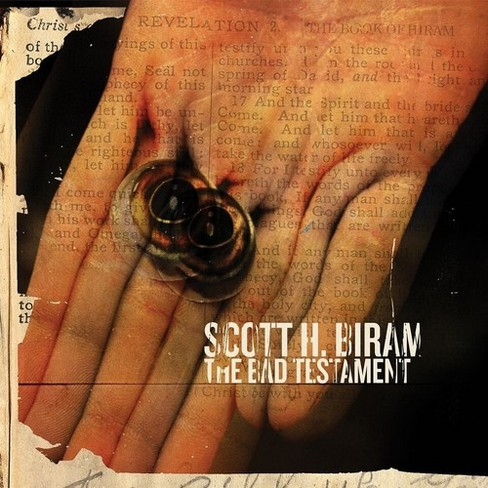 Scott H. Biram - Bad Testament (Vinyl) - image 1 of 1