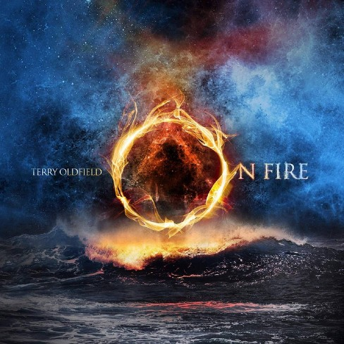 Terry Oldfield - On Fire (CD) - image 1 of 1