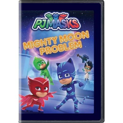 PJ Masks: Mighty Moon Problem (DVD)