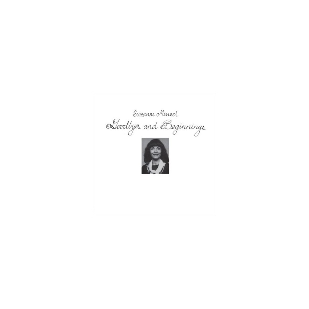 Suzanne Menzel - Goodbyes And Beginnings (Vinyl)