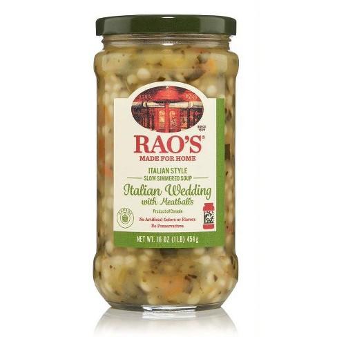 Rao's Soup Italian Wedding - 16oz - image 1 of 3
