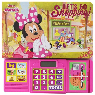 Read and Play Cash Register Minnie (Board Book)