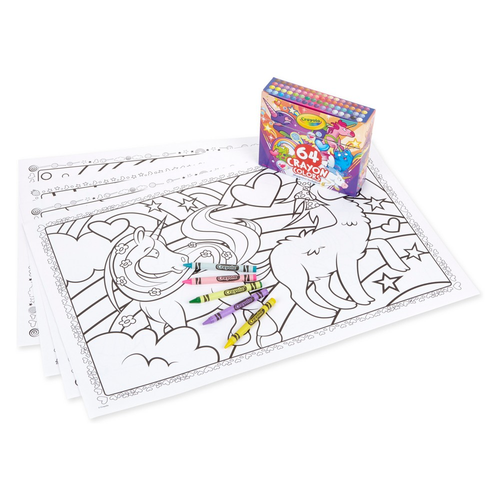 Crayola UniCreatures Coloring Kit