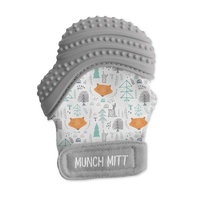 Marlarkey Kids' Munch Mitt - Gray Fox