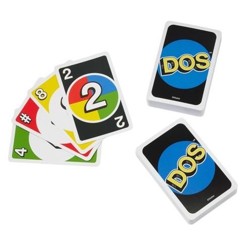 Dos Card Game Target