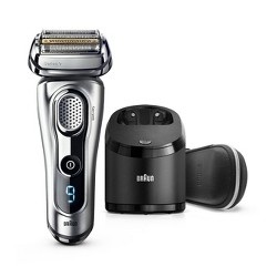 Braun Series 9 Men's Wet & Dry Foil Shaver with Cleaning Station - 9290cc