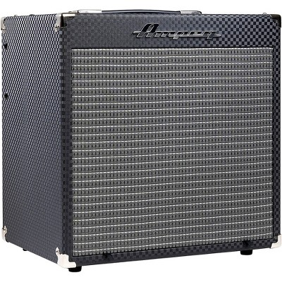 Ampeg Rocket Bass RB-108 1x8 30W Bass Combo Amp Black and Silver