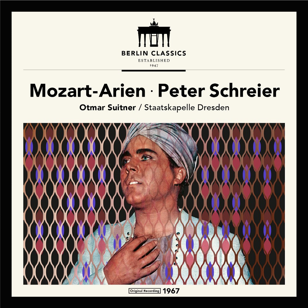 Peter Schreier - Mozart:Opera Arias (CD)