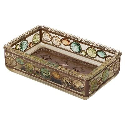 Boddington Resin Artisan Soap Dish Bronze - India Ink