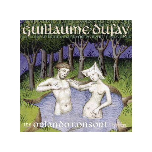 Orlando Consort - Dufay: Lament For Constantinople (CD) - image 1 of 1
