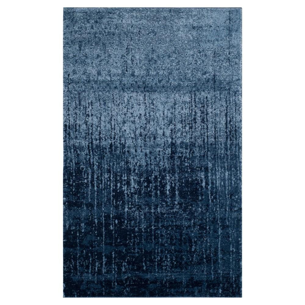 Jayden Area Rug - Light Blue / Blue (8' X 10') - Safavieh