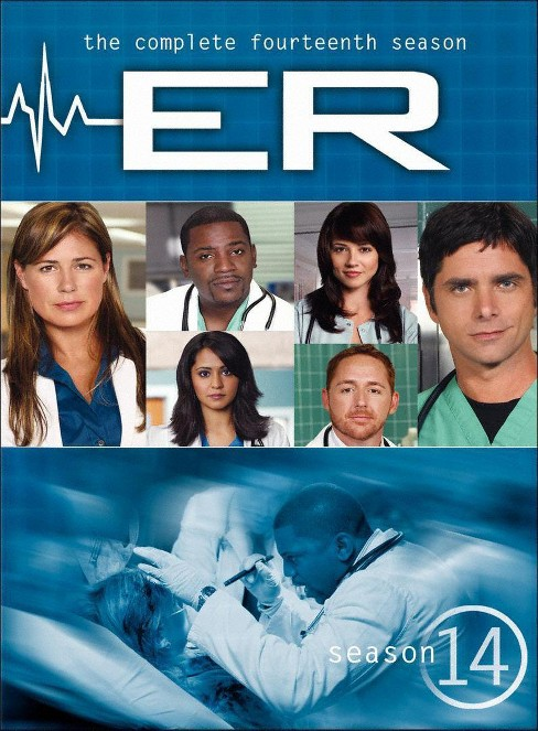 ER: The Complete Fourteenth Season [5 Discs] - image 1 of 1